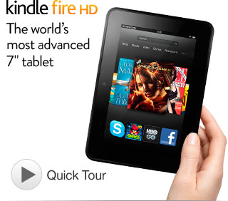 Kindle Fire HD A U.S. Invasion Of Pakistan?