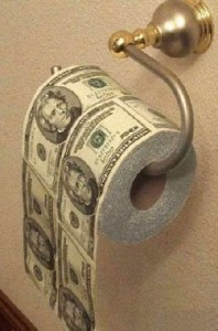 dollar toilet paper 198x300 $2.6 Million Spent To Train Chinese Prostitutes To Drink Responsibly