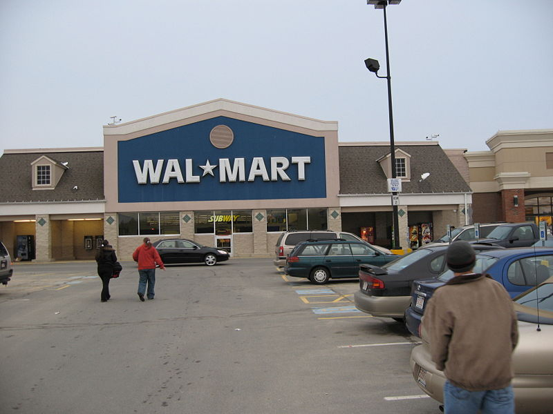 sears vs wal mart Retailers wal-mart (nyse:wmt) and jc penney (nyse:jcp) exemplify these  two scenarios a decision to buy the former would depend on.
