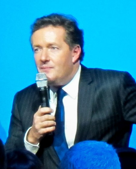 Piers Morgan - Photo by Nan Palmero