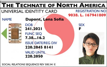 Global ID Card Photo by Technocracy Inc. 450x283 Will Americans Soon Not Be Able To Buy, Sell Or Get A Job Without A Global ID Card?