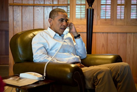 Is Obama Listening To Your Calls?