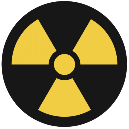 Nuclear Symbol 450x450 11 Facts About The Ongoing Fukushima Nuclear Holocaust That Are Almost Too Horrifying To Believe