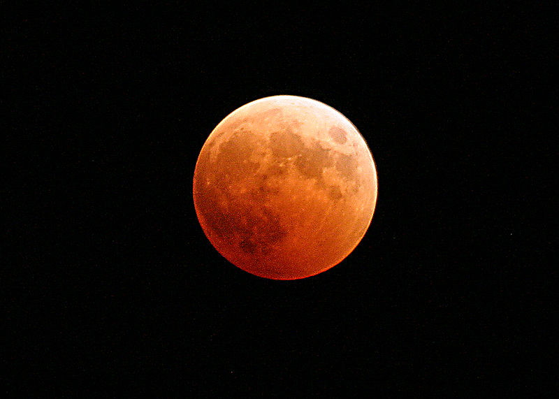 Blood Red Moon – The Truth