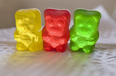 Gummy Bears - Photo by Pato Garza