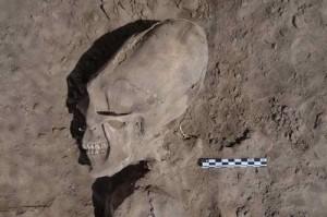 Nephilim Skull Mexico - Photo by Cristina Garcia Moreno INAH