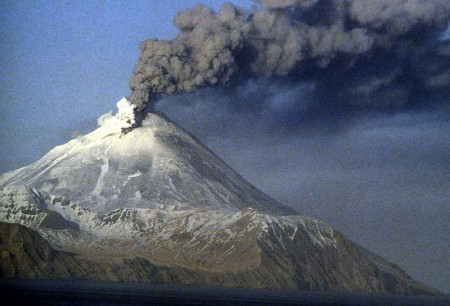 Volcano Eruption 2013 450x306 Record Number Of Volcano Eruptions In 2013   Is Catastrophic Global Cooling Dead Ahead?