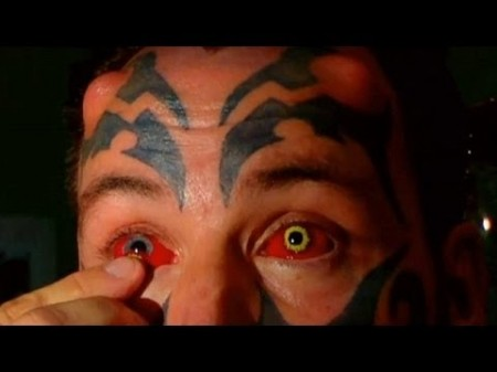 Diablo Delenfer 450x337 People Are Undergoing Extreme Body Modifications In Order To Look More Like The Devil?