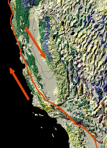 What Will Happen When The 'Big One' Hits California? San Andreas Fault