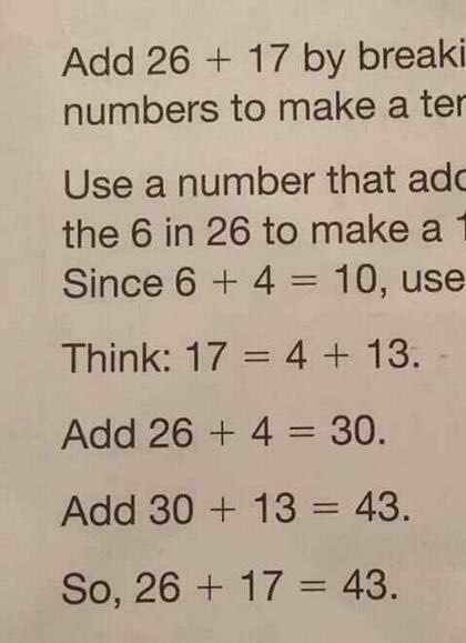 You Won't Believe The Method That Common Core Is Using To Teach Our Kids Subtraction Common Core Math