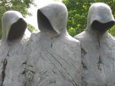 Conspiracy Theories - Photo by Philip Jackson